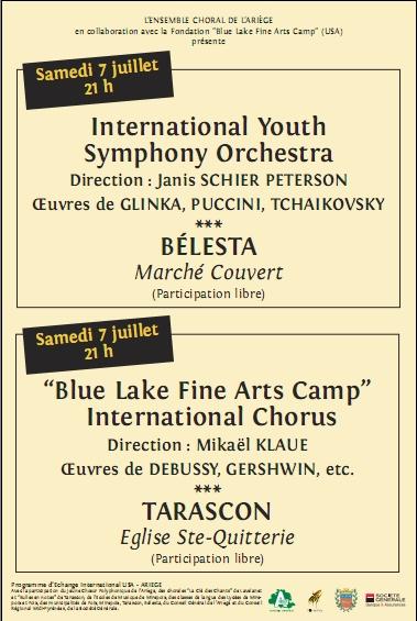 Concert 2012 - Office de tourisme de foix ...